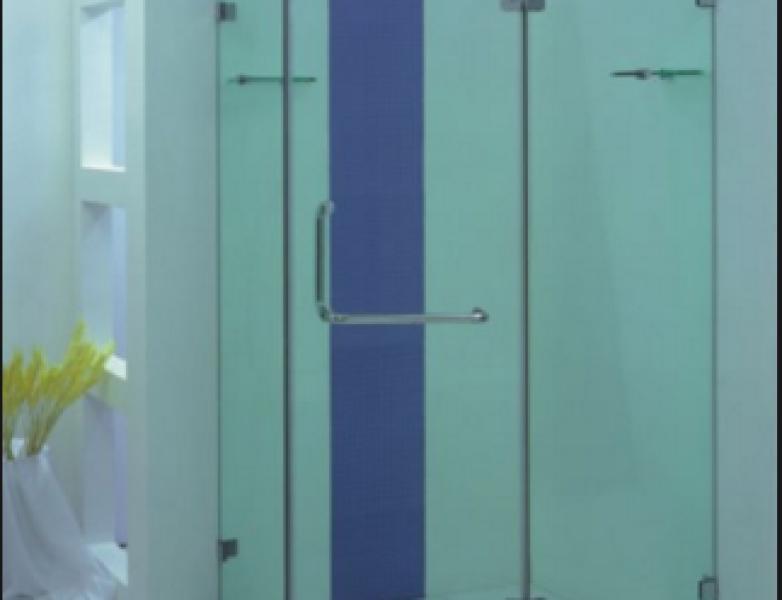 nhà tắm kính mẫu 1