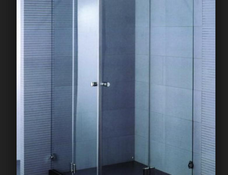 nhà tắm kính mẫu 2